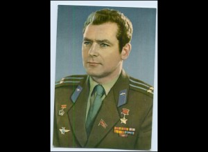 N3685/ Raumfahrt Rußland Kosmonaut Astronaut AK