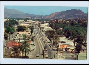 Y1239/ Studio City Calfornien Ventura Blvd. AK 1968 USA