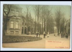 N3345/ Assen De Torenlaan AK ca.1905 Niederlande