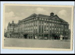 N3626-990./ Erfurt Bahnhofsplatz mit Hotel Kossenhaschen AK ca.1935