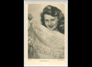 N4001/ Lilian Harvey Eidelsan Bild 30 ca.1935 AK