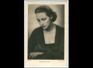 N3989/ Dorothea Wieck Eidelsan Bild 35 ca.1935 AK