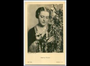 N4647/ Henny Porten Weihnachten Ross Foto AK ca.1938