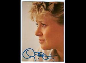 N4756/ Gitte Original Autogramm