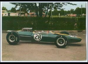 Y1567/ Rennwagen Lotus F 1 AK 1969 Motorsport