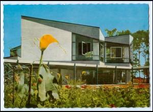 Y1566/ Scharbeutz Haus des Kurgastes AK 1965