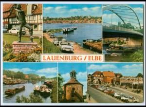 N4881-2058/ Lauenburg an der Elbe 1970 AK