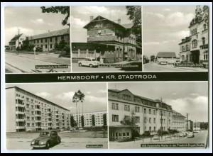 N4852-076./ Hermsdorf Kr. Stadtroda 1973 AK