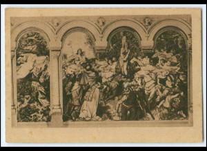 Y1574/ Das Märchen von den sieben Raben, Dt. Kolonial-Krieger Spende AK 1921