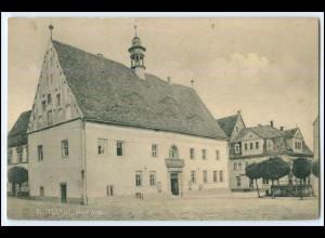 N5196-996./ Buttstadt Rathaus AK