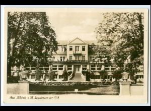 N5591/ Bad Köstritz Sanatorium SVA Foto AK ca.1955