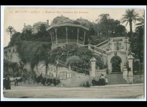 N5715/ Monaco Monte Carlo Jardins du Casino AK
