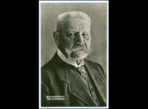 N5598/ Reichspräsident von Hindenburg Foto AK