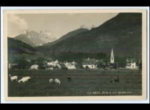 N5798/ Schweiz Bern Bex et. les Diablerets 1931 Foto AK