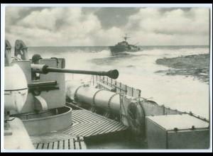 DP144/ Deutsche Bundeswehr AK Schnellboote vom Typ Jaguar Marine ca.1970