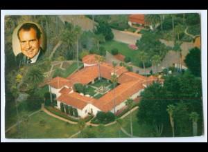 Y2136/ Haus von Richard Nixon San Clemente, Calif. USA 1971