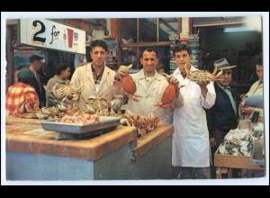 Y2137/ San Francisco Fisherman`s Wharf 1962 USA AK