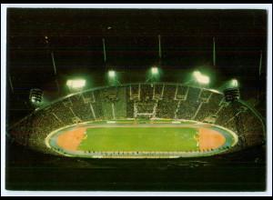 Y2248/ München Olympiade 1972 Stadion bei Nacht AK