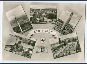 Y2312/ Stuttgart AK 1968