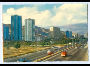 Y3218/ Caracas Venezuela AK ca.1970