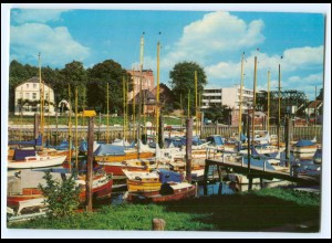 Y2376/ Wedel Hafen AK ca.1965-70