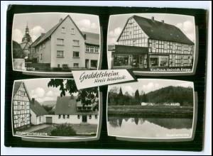 N7374-3541/ Goddelsheim Lichtenfels AK Kaufhaus H. Knipp AK