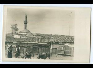 N7875/ Balkan Serbien Typen Foto AK ca.1915