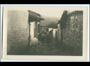 N7877/ Balkan Serbien Foto AK ca.1915
