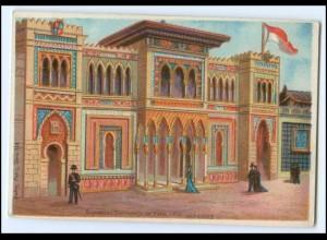 N7870/ Paris Exposition Universelle 1878 Weltausstellung Kaufmannsbild Spanien