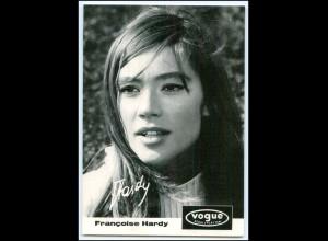 DP310/ Francoise Hardy Vogue Karte ca.1975