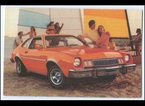 N9420/ 1977 Pinto 3-Dr. Runabout Auto AK