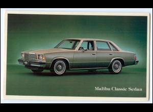 N9423/ Malibu Classic Sedan Chevrolet Auto AK