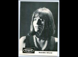 DP304/ Sandie Shaw Vogue Karte ca. 1975