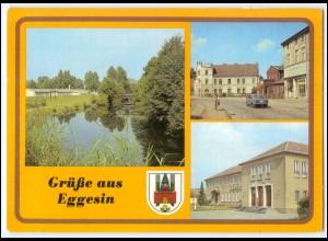 N7717-173./ Eggesin Kr. Ueckermünde Bild und Heimat AK