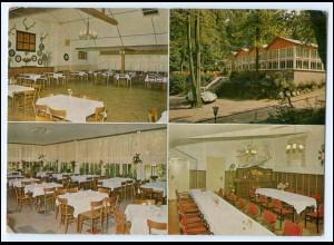 Y2432/ Büchen - Pötrau Gaststätte Waldhalle am Steinautal AK ca.1960