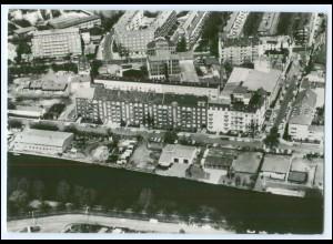 Y2452/ Hamburg Wohnanlage Luftaufnahme AK ca. 1965