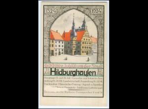 N9426-986./ Hildburghausen 600 jähr. Jubiläum AK 1924