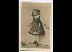 Y2552/ Klein Lottchen Mädchen Dt. Verein für Säuglingsfürsorge AK 1917