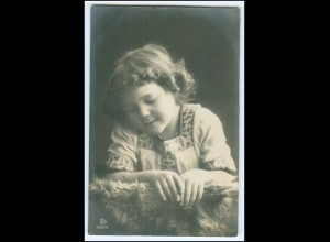Y2562/ Kleines Mädchen schöne Foto AK 1911