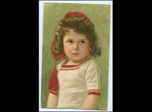 N8405/ Meissner & Buch Litho AK kleines Kind 1922