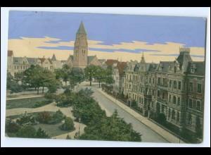 N8458-068./ Dessau Funkplatz AK 1912