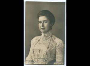 N8510/ Hilda Großherzogin von Baden Foto AK ca.1905
