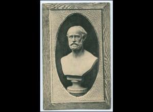 Y2717/ Friedrich Hebbel Statue AK ca.1910