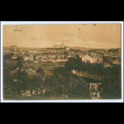 N9286-079./ Schleiz Thüringen AK 1910
