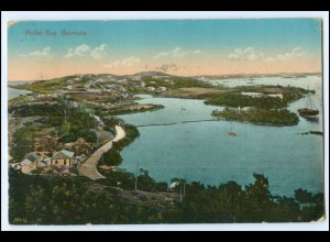 N9386/ Mullet Bay Bermuda AK Karibik