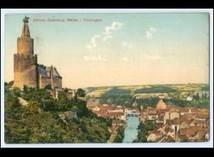 N9359/ Weida Thüringen Schloß Osterburg AK 1910