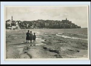 DP155/ Jaffa Israel Foto AK ca.1935