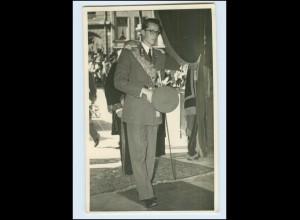 N9810/ König von Belgien Foto AK 1953