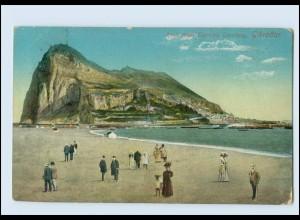 N9773/ Gibraltar AK 1913