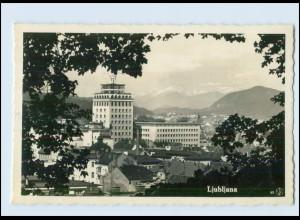 N9994/ Ljubljana Slowenien Foto AK 1944